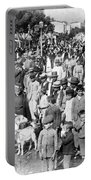 Sparta Greece - Street Scene - C 1907 Portable Battery Charger