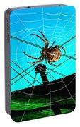Spider On The Olympic Roof Portable Battery Charger