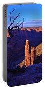 Spider Rock Portable Battery Charger