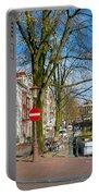 Spiegelgracht 36. Amsterdam Portable Battery Charger