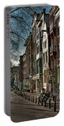 Spiegelgracht Gallery. Amsterdam Portable Battery Charger