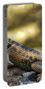 Spiny Lizard Portable Battery Charger