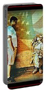 Spirit Of Freedom - Soldier And Son Portable Battery Charger