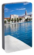 Split In Croatia Portable Battery Charger