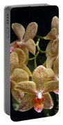 Spotted Orchids Portable Battery Charger