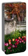 Spring - Gate - My Spring Garden  Portable Battery Charger