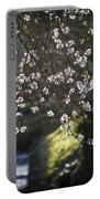 Spring Blossom Portable Battery Charger