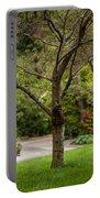 Spring Garden Landscape Portable Battery Charger