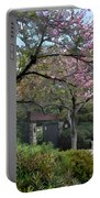 Spring In Bloom At The Japanese Garden Portable Battery Charger