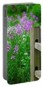 Spring Phlox 6074 Portable Battery Charger