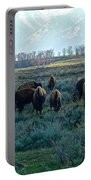 Spring Salad Grazing Portable Battery Charger
