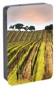 Spring Vineyard Portable Battery Charger