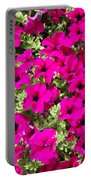 Springtime Flowers Portable Battery Charger