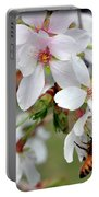 Springtime Weeping Cherry Tree Portable Battery Charger
