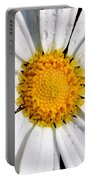 Square Daisy - Close Up Portable Battery Charger