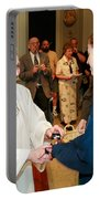 Sr Joyce Cox Portable Battery Charger