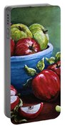 Srb Apple Bowl Portable Battery Charger