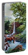 Srb Wild Horses Portable Battery Charger