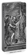St. Ambrose & Theodosius Portable Battery Charger