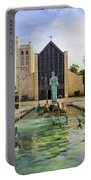St. Andrews Cathedral Portable Battery Charger