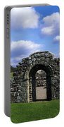 St Brigids Church, Inis Cealtra Holy Portable Battery Charger