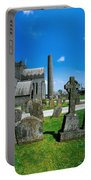 St. Canices Cathedral, Kilkenny City Portable Battery Charger