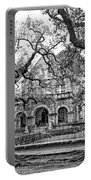 St. Charles Ave. Mansion Monochrome Portable Battery Charger