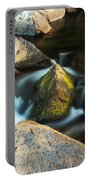 St Francis River At Dusk II Portable Battery Charger
