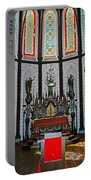 St. Francis Xavier Cathedral  Portable Battery Charger
