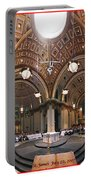 St James Cathedral Portable Battery Charger