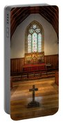 St John's Church Altar - Filey  Portable Battery Charger