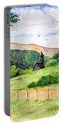 St. Kevin's And Wicklow Mountians Portable Battery Charger