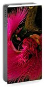 St Kitts Flora Portable Battery Charger