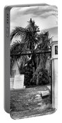 St Louis Cemetery Gate - New Orleans Portable Battery Charger