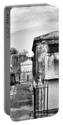 St Louis Cemetery - New Orleans Portable Battery Charger