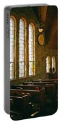 St Malo Church Portable Battery Charger