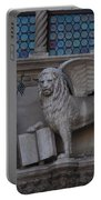 St. Marco And The Lion Portable Battery Charger