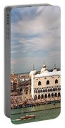 St. Marks Square Venice Portable Battery Charger