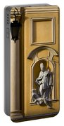 St Martin's Church Architectural Details Portable Battery Charger