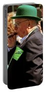 St Pattys Green Portable Battery Charger
