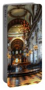 St Paul Cathedral Interior Portable Battery Charger