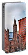 St. Paul's Episcopal Cathedral Portable Battery Charger