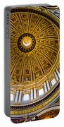 St Peter's Basilica Dome  Portable Battery Charger