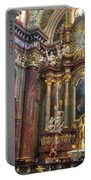 St Stanislaus - Posnan Poland Portable Battery Charger