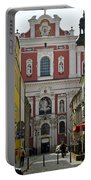 St Stanislaus Church Exterior Portable Battery Charger