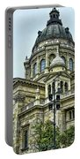 St Stephen Basilica   Budapest Portable Battery Charger