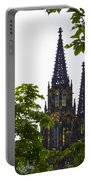St Vitus Cathedral - Prague Portable Battery Charger