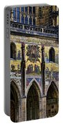 St Vitus Cathedral Entrance Portable Battery Charger