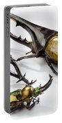 Stag Beetles Portable Battery Charger