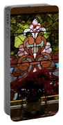Stained Glass Lc 17 Portable Battery Charger
